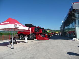 16.05.2013   Ден на Отворени врати на Агро Бизнес Център - Titan Machinery - 350 кув.