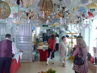 "02.05.2011 | Откриване на магазин ""Дом на майстора"" - 50 куверта"